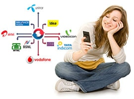 Mobile Recharge Coupons