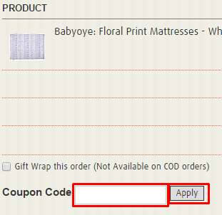 Babyoye coupons september 2018