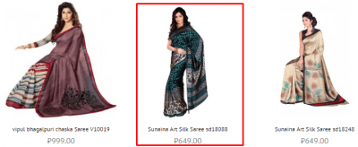 Ethnic Fashionista coupon code