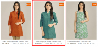Fabindia discount coupon