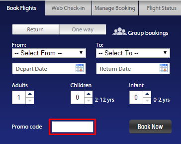 offers at GoAir
