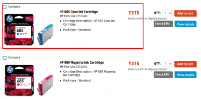 HP Online Store coupon code