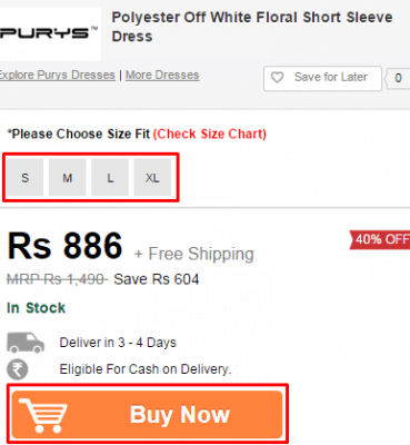 offers at Indiarush
