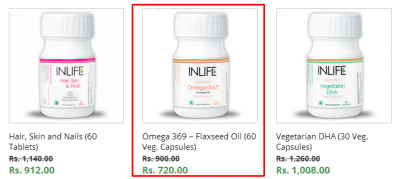Inlife Healthcare coupon code