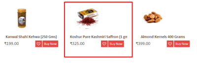 offers at Kashmirbox