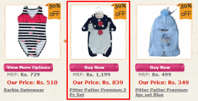 online shopping portal to buy products for little toddlers