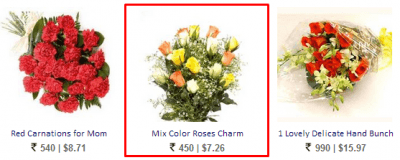 Oye Flowers coupons