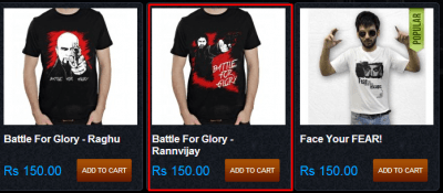 offers at The Roadies Store