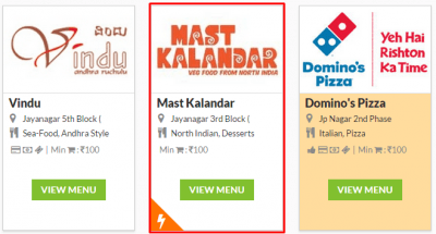 discounts at TastyKhana